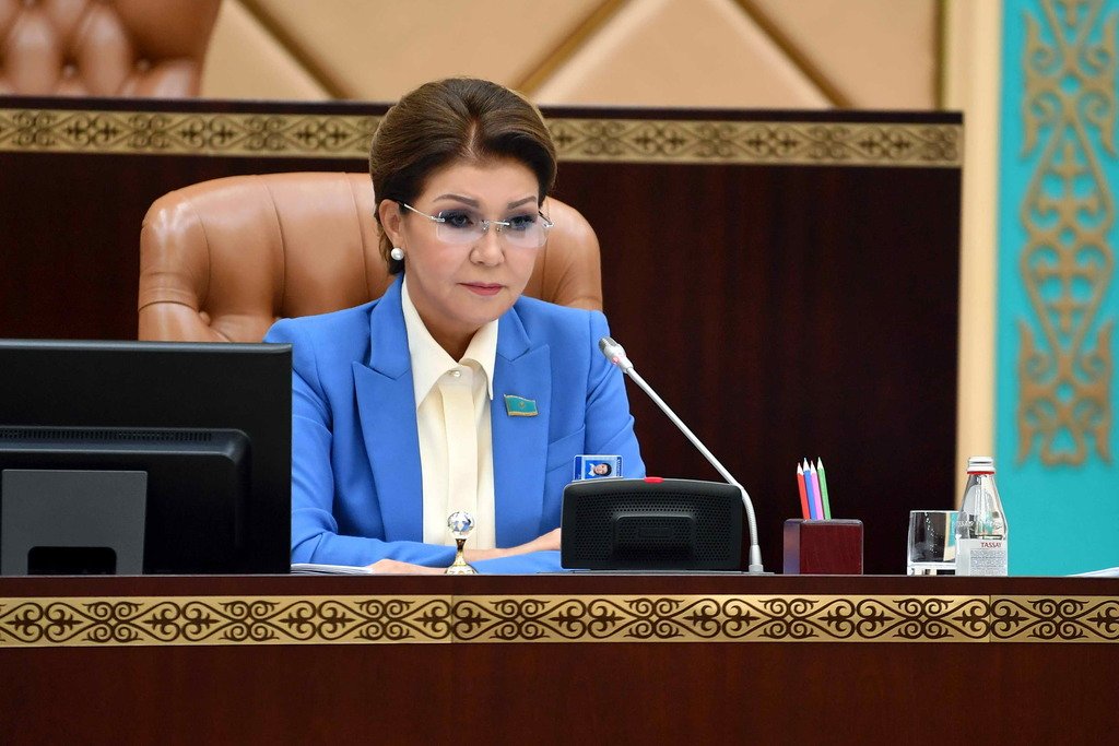 Дарига Назарбаева: Паникеры и провокаторы такие же враги, как коронавирус